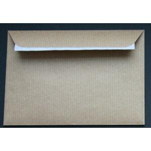 16x16 cm kraft boríték